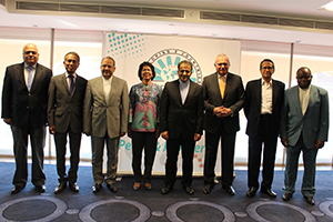 D-8 Eminent Persons Group (EPG) meets for the second round