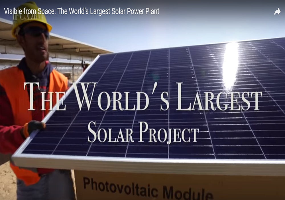 Egypt's Benban Solar Park is poised to become the largest