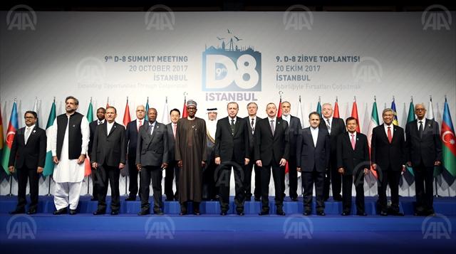 Istanbul Declaration 2017 – D-8 Organization for Economic
